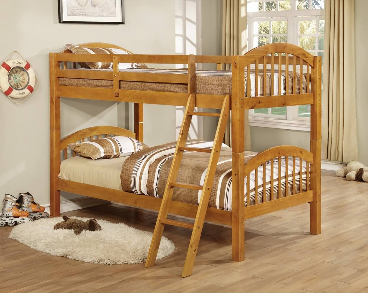 Top 10 Best Bunk Beds Review-5