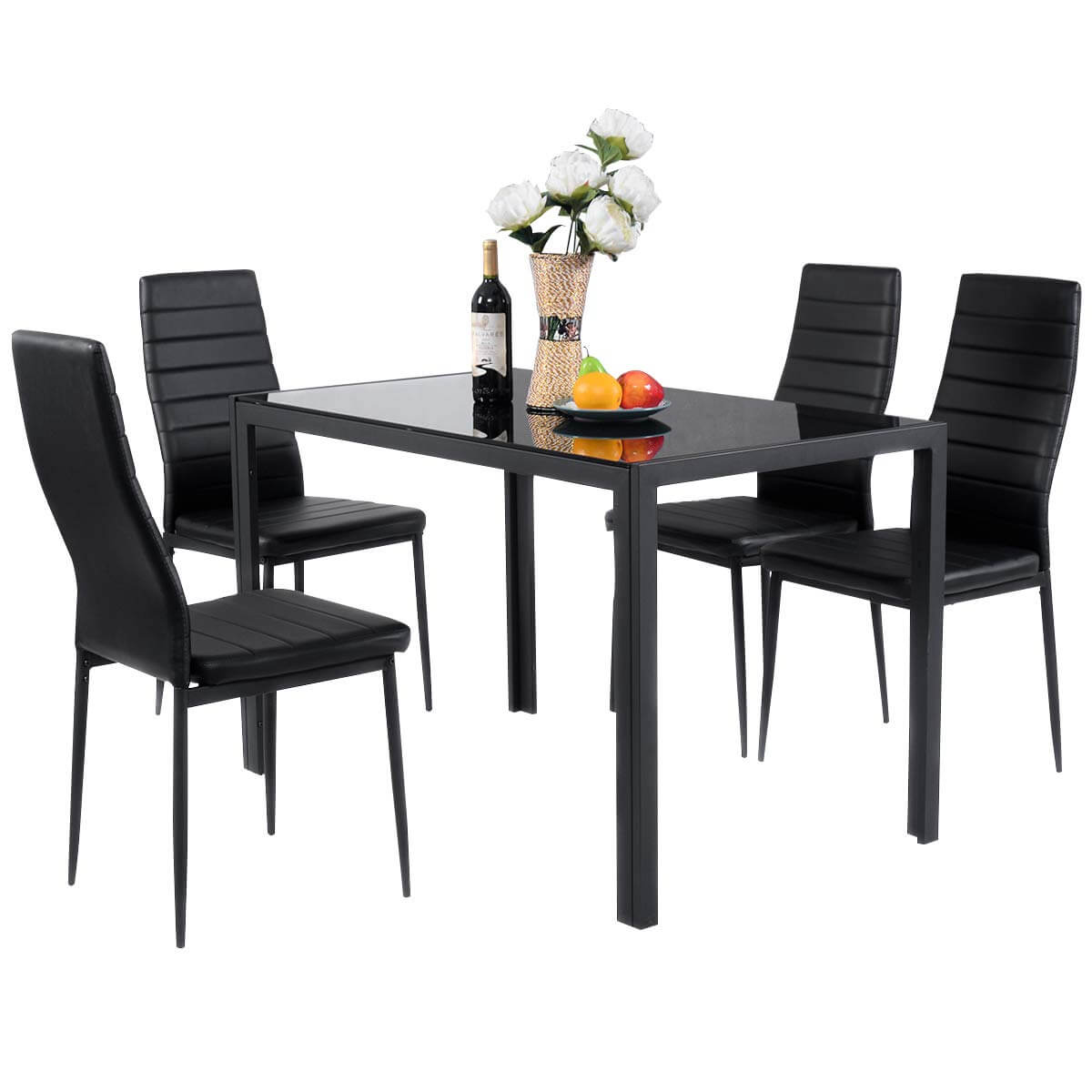 Top 10 Best Dining Table Sets Review-4