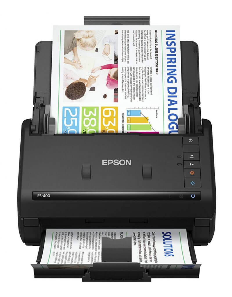 Top 10 Best Document Scanners Review