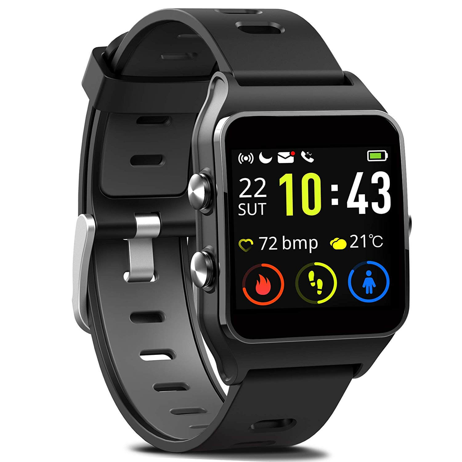 Top 10 Best GPS Running Watches Review-13