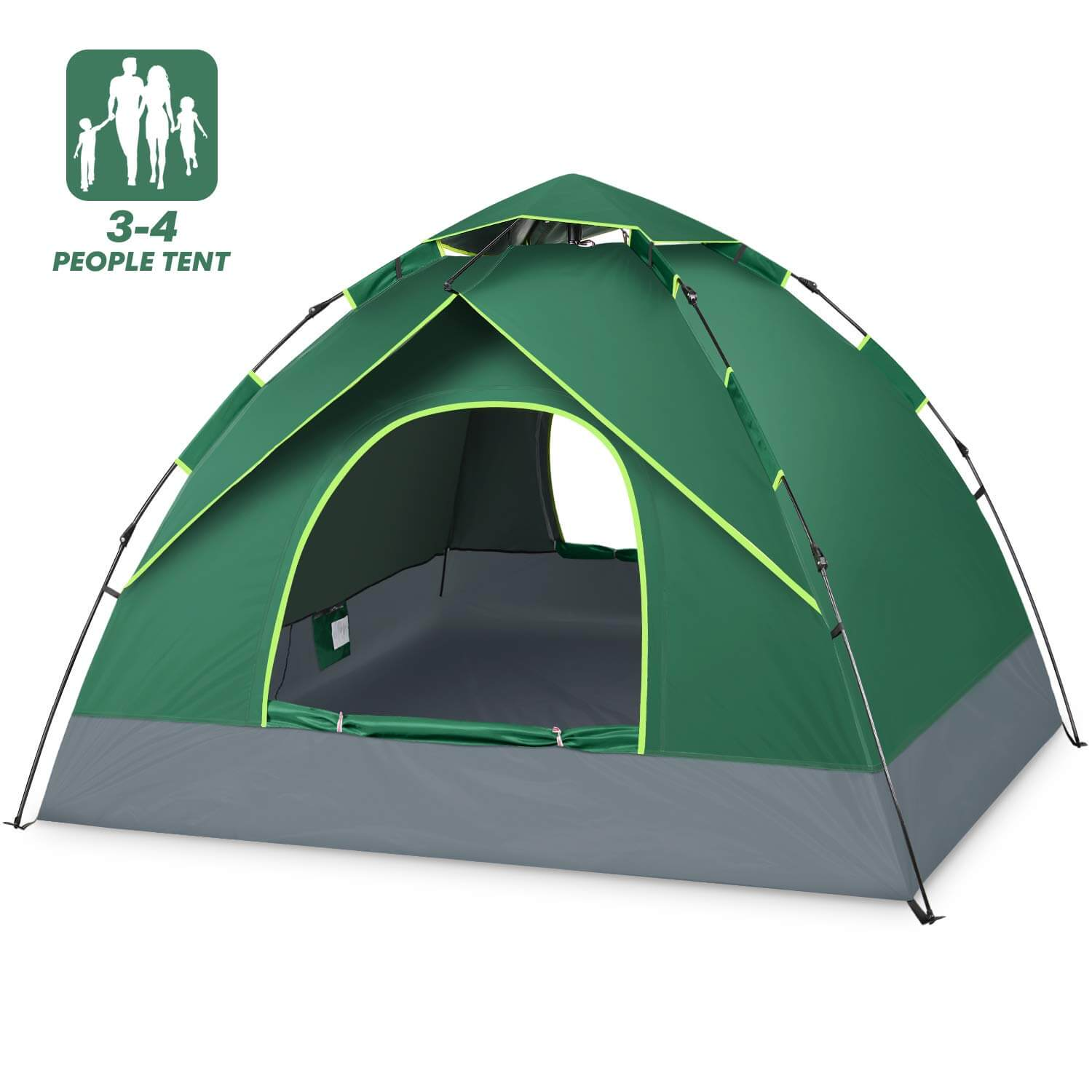 Top 10 Best Waterproof Camping Tents Review-3