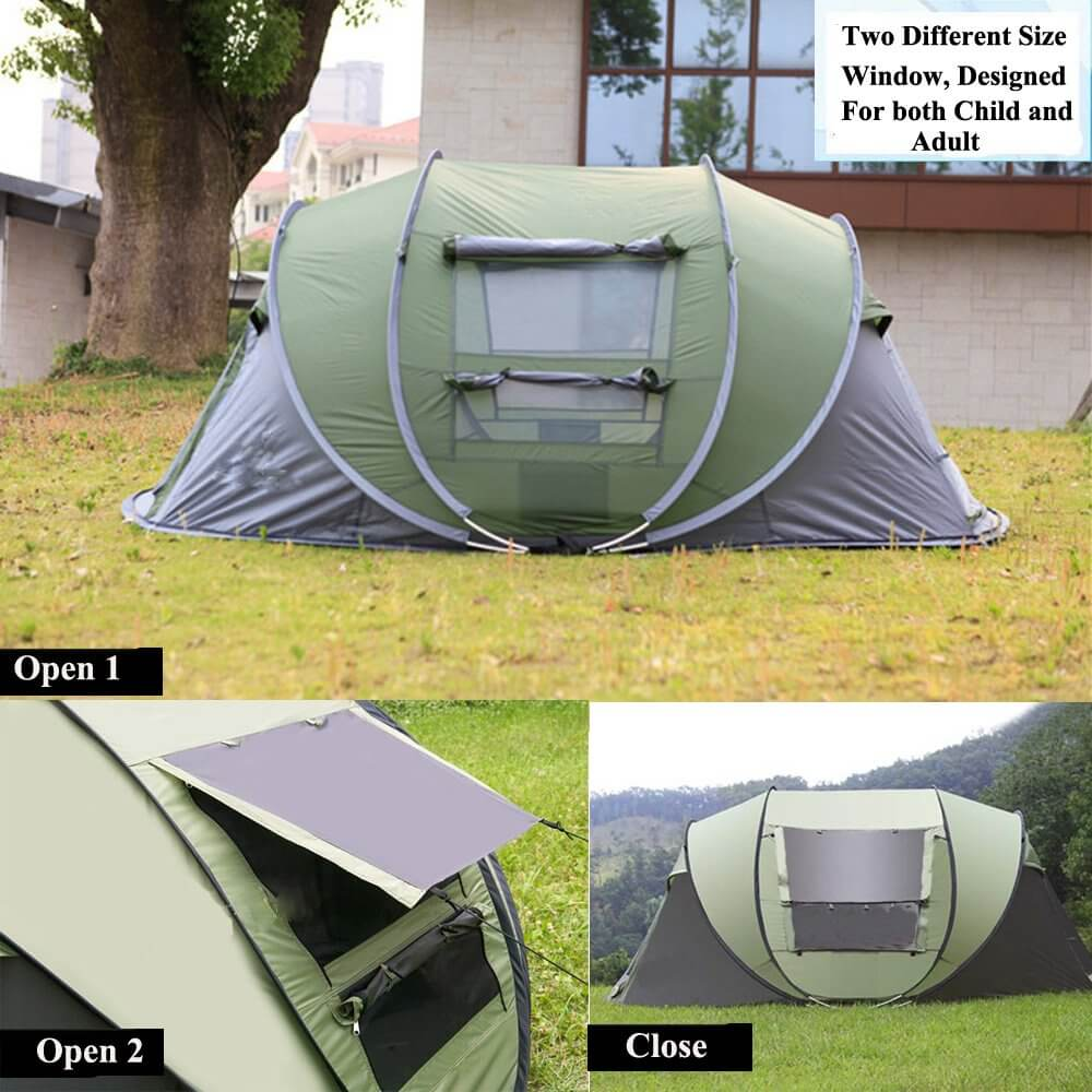 Top 10 Best Waterproof Camping Tents Review