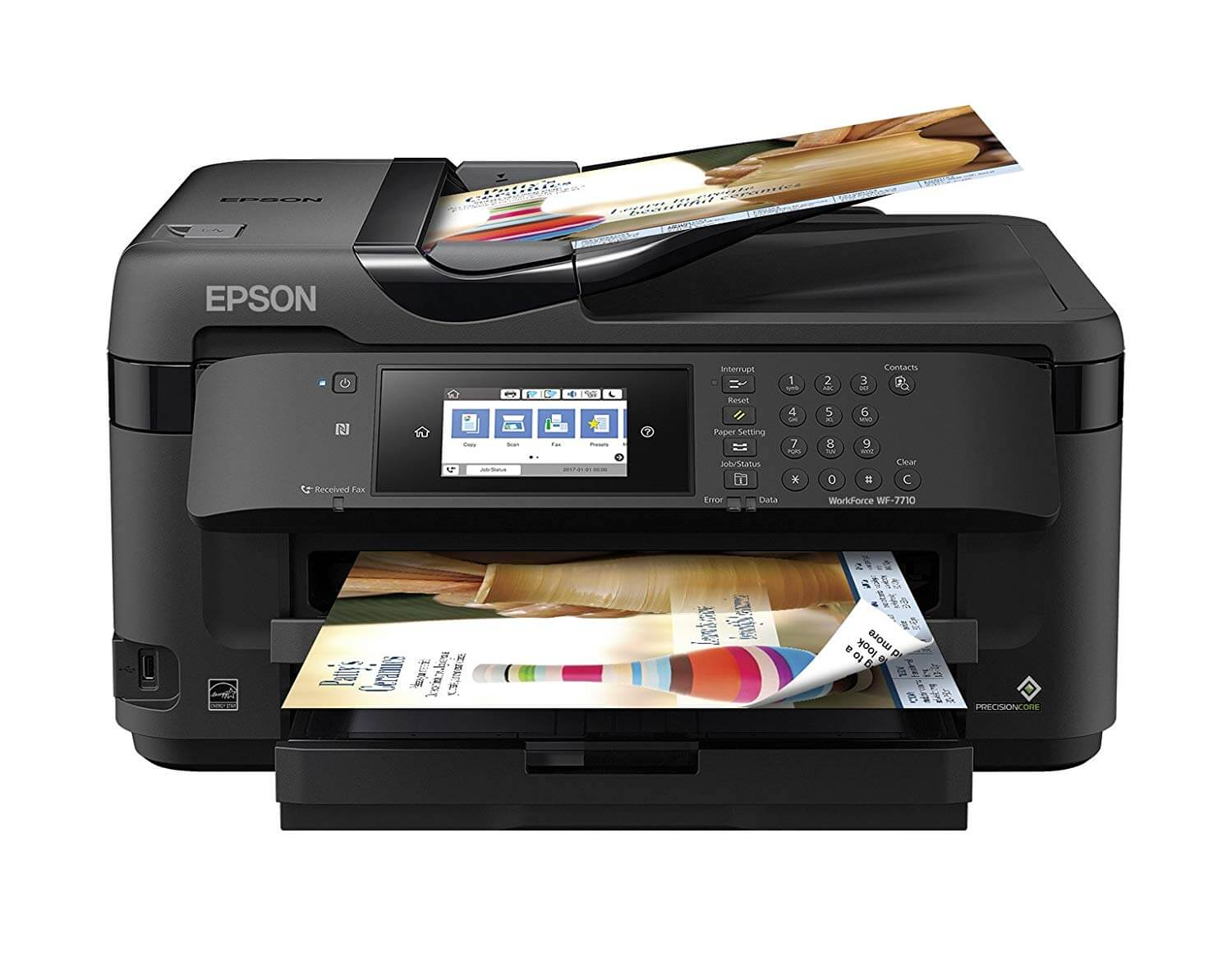 Top 10 Best Wireless Color Printers-6