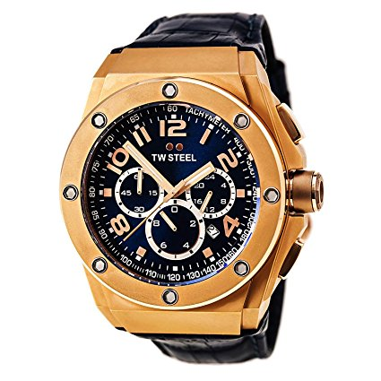 Top 10 Best Man Leather Watches 5