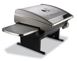 Char Broil Classic 4 Burner Gas Grill With Side Burner