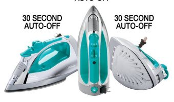 Top Best Steam Compact Irons Reviews