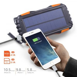 Best Solar Charger Review