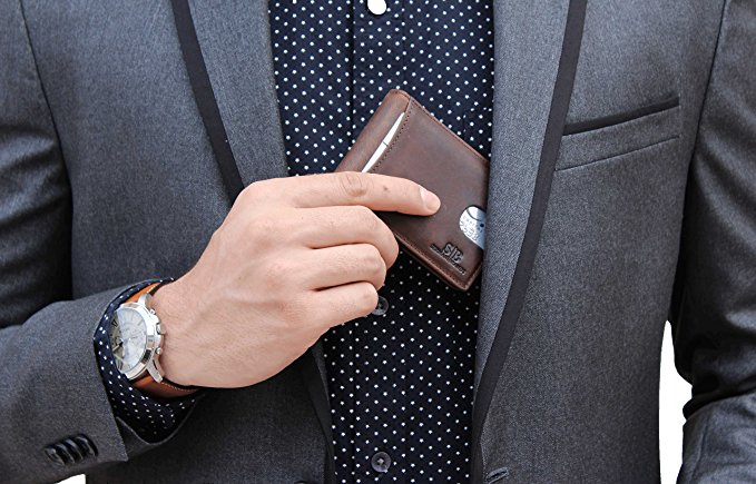 Top 10 Best Men Leather Wallet Reviews