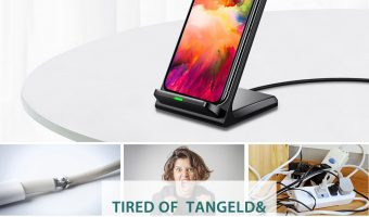 Top 10 Best Wireless Charger For iPhone | Samsung Reviews