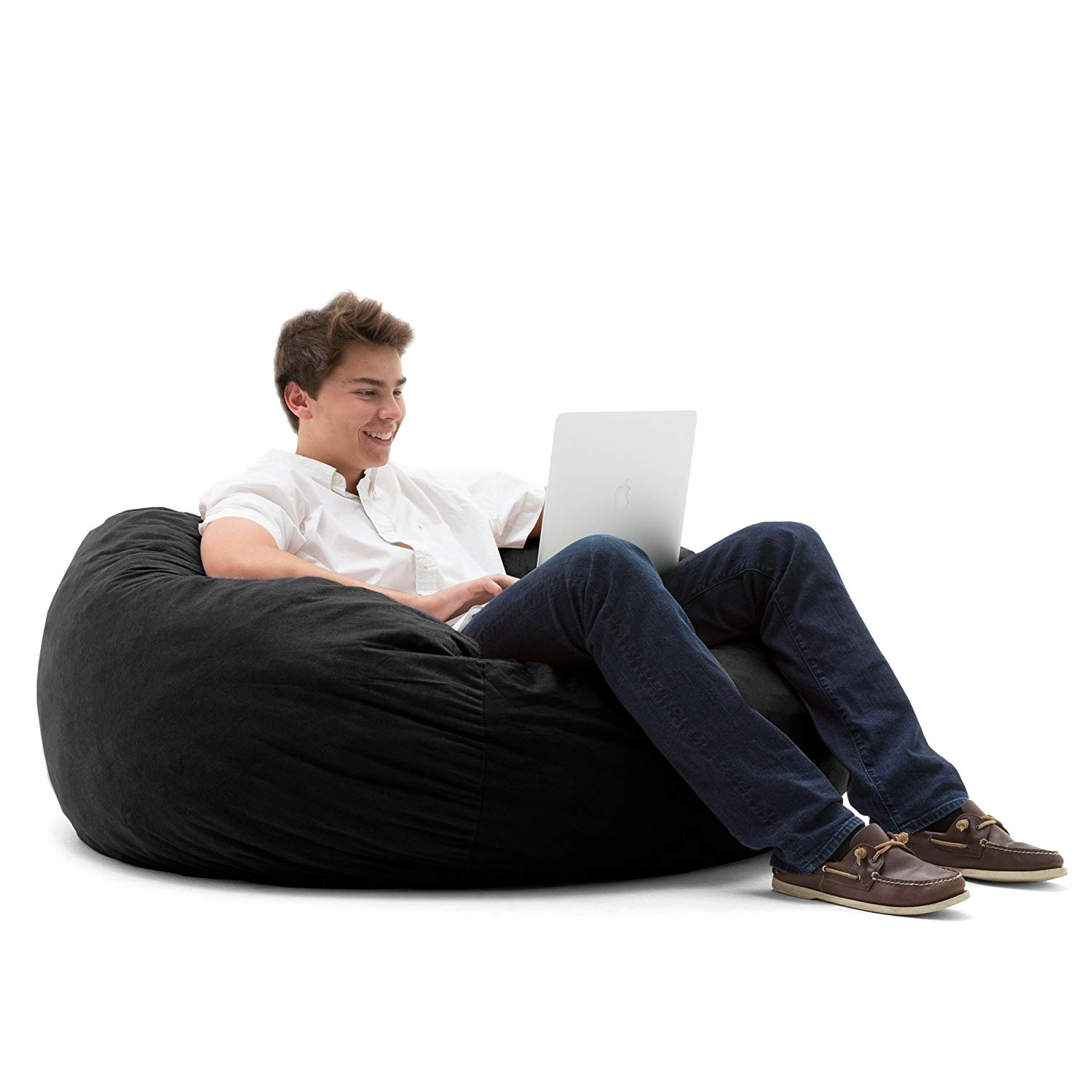 Top 10 Best Bean Bag Chairs Review-19