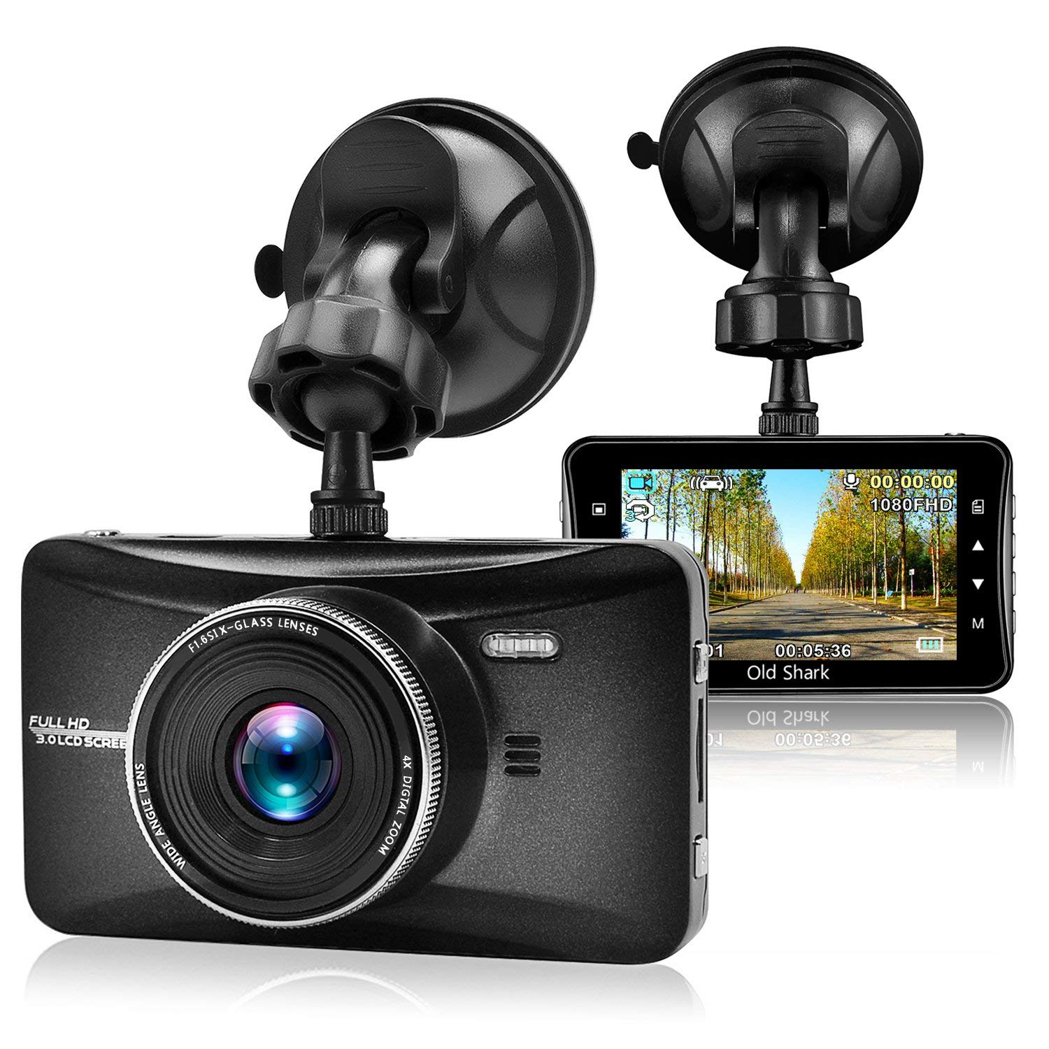 Top 10 Best Car Cameras HDR Reviews-14