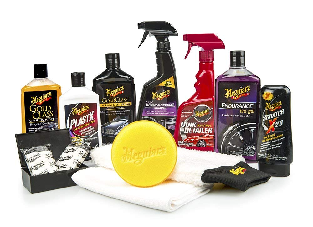 Top 10 Best Complete Car Care Kits Review-12