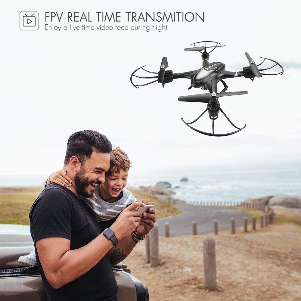 Best Drones with HD Cameras