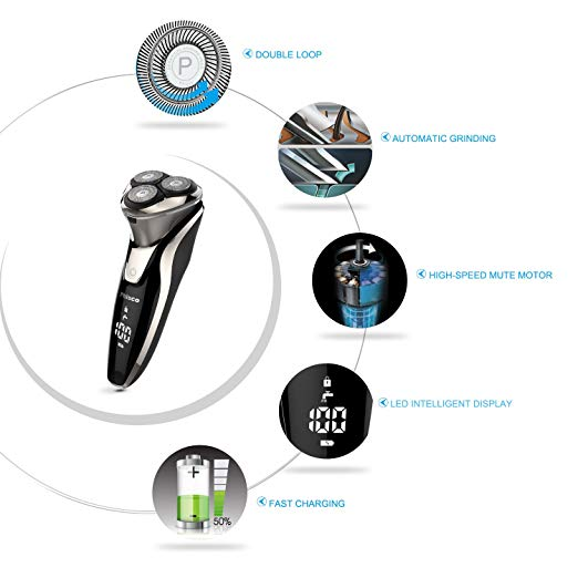 Top 10 Best Electric Shavers For Men Review
