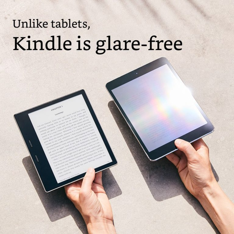 Top 10 Best Kindle E-Readers Review