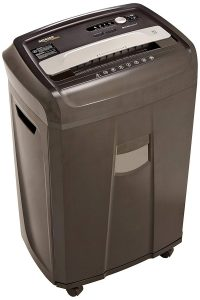 Best Micro-Cut Paper Credit Card Shredders