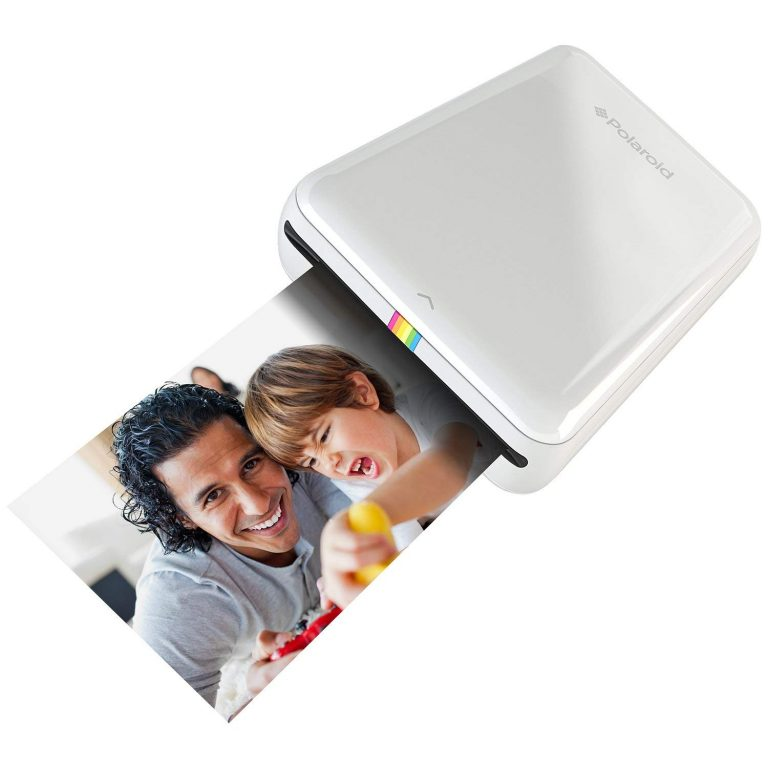 Top 10 Best Portable Photo Printers Review