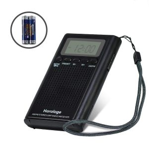 Top 10 Best Portable Pocket Radios Reviews