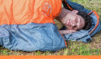 Top 10 Best Sleeping Bags for Backpacking Reviews