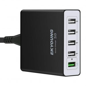Top 10 Best Travel USB Wall Chargers Reviews