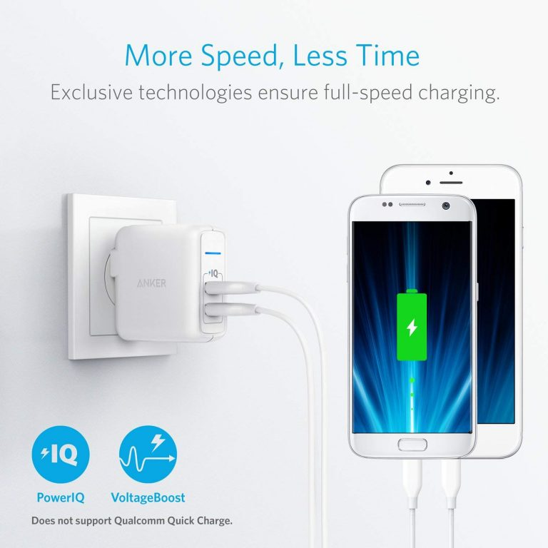 Best Travel USB Wall Chargers