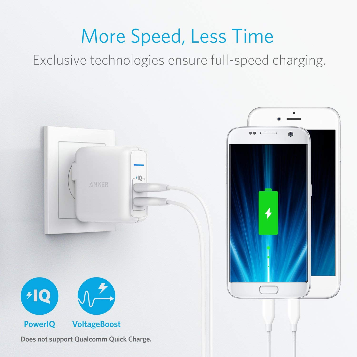 Top 10 Best Travel USB Wall Charger Reviews-8