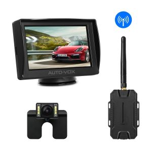 Top 10 Best Wireless Backup Cameras Review
