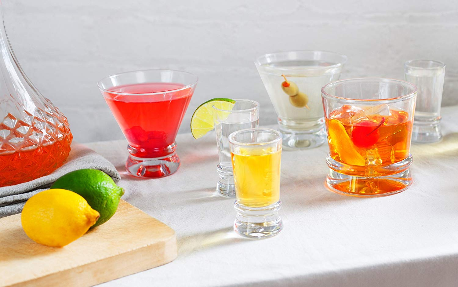 Top 10 Best Cocktail Glasses Sets Review