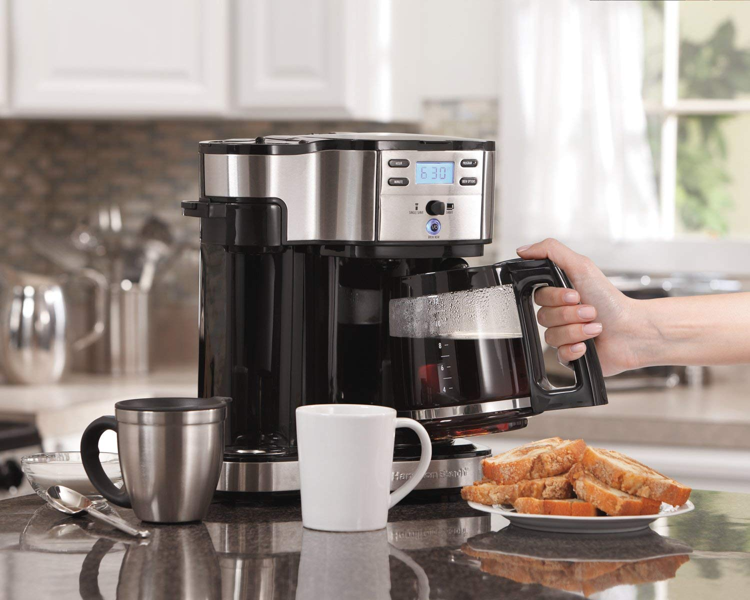 Top 10 Best Coffee Makers Review-13
