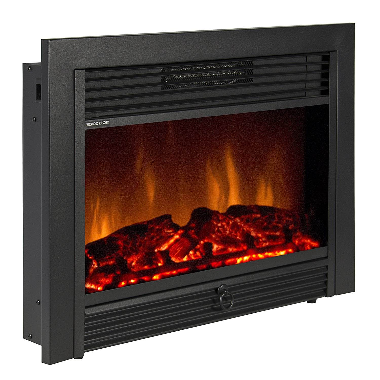 Top 10 Best Electric Fireplace Insert Review-13