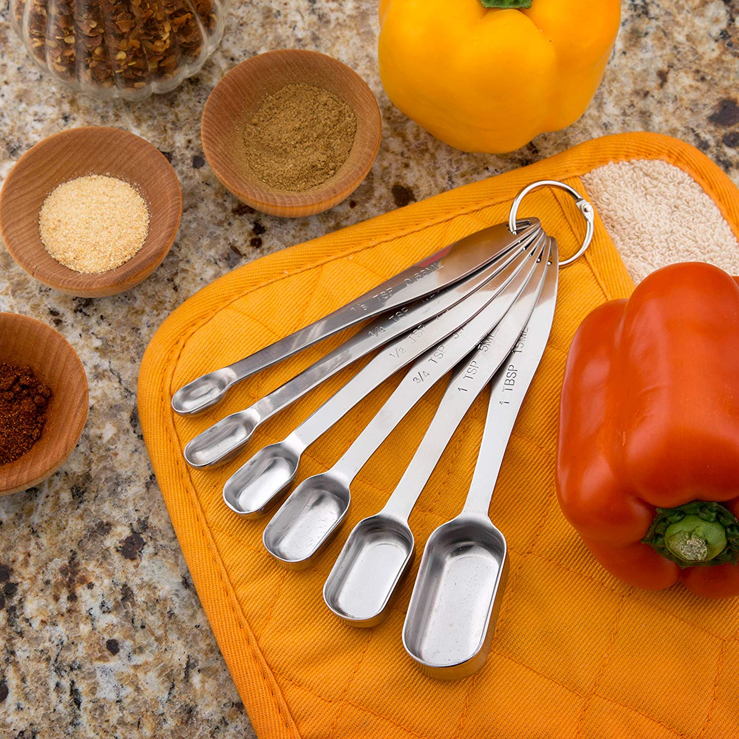 Top 10 Best Measuring Spoons Review-11