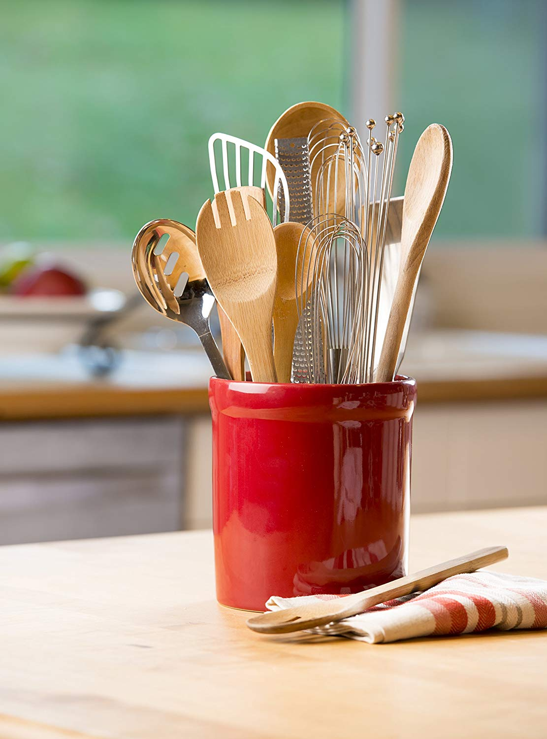 Top 10 Best Utensil Holders Review-8