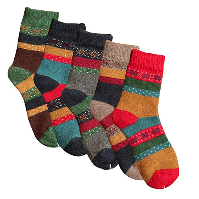 Top 10 Best Warm Socks for Winter-6
