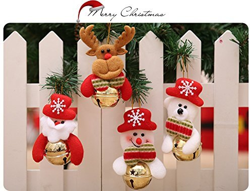 Top 10 Best Christmas Ornament Sets Review-5