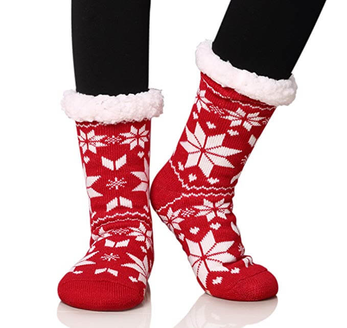 Top 10 Best Christmas Socks Review-11