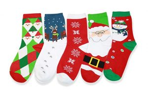 Top 10 Best Christmas Socks Review