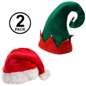 Top 10 Best Santa Caps Review