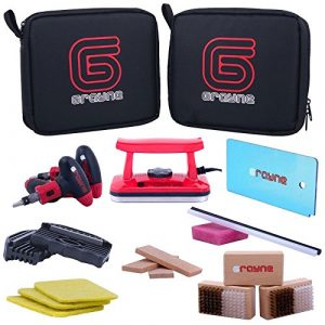 Top 10 Best Ski Tuning Kits