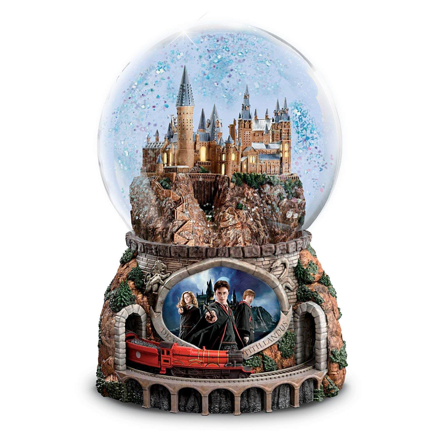 Top 10 Best Snow Globes Review-10