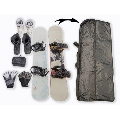 Top 10 Best Snowboard Bags