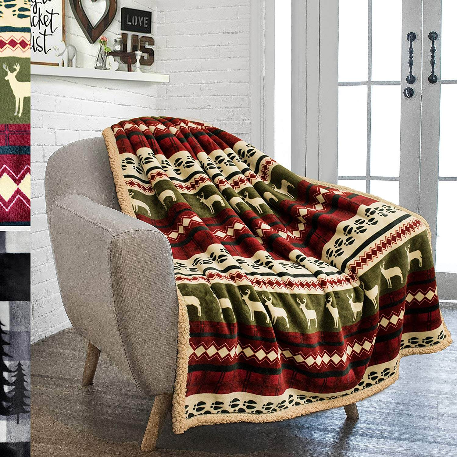 Top 10 Best Super Soft Blankets for Christmas