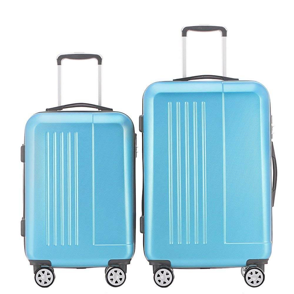 Top 10 Best Travel Suitcases Review-10