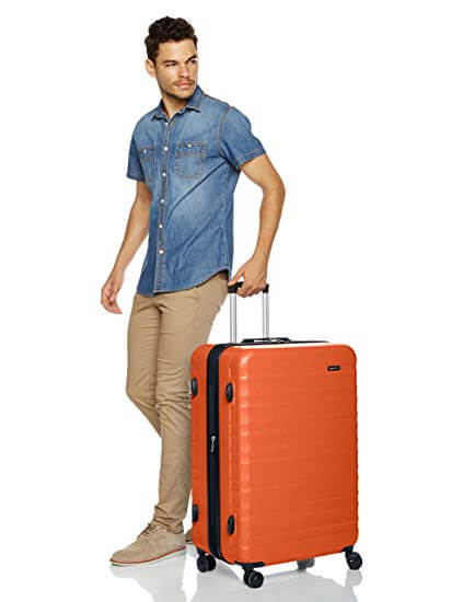 Top 10 Best Travel Suitcases Review