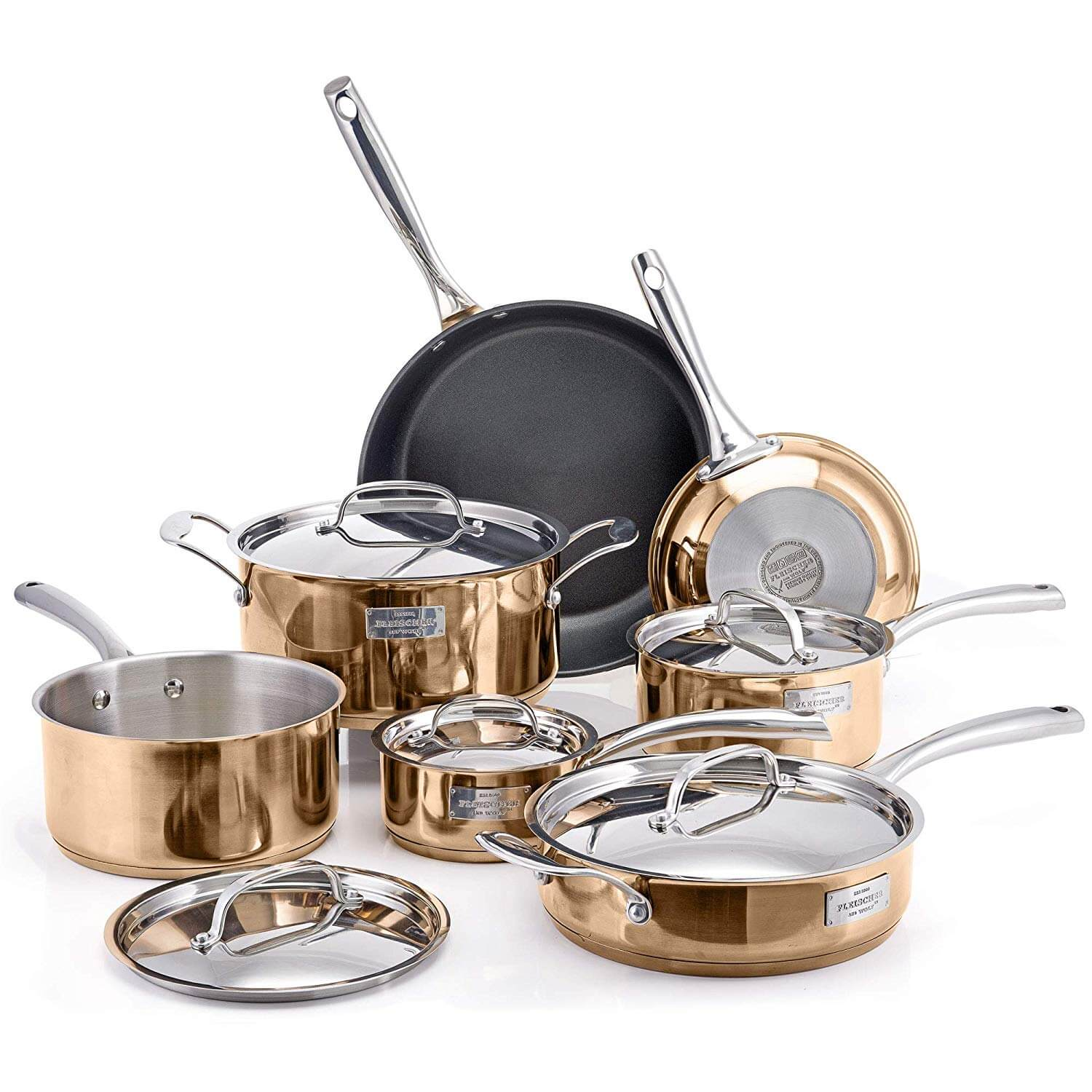 Top 10 Best Aluminum Cookware Sets Review-8
