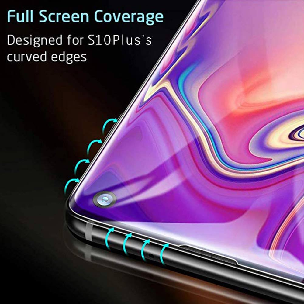 Top 10 Best Galaxy S10 Plus Screen Protectors Review-10
