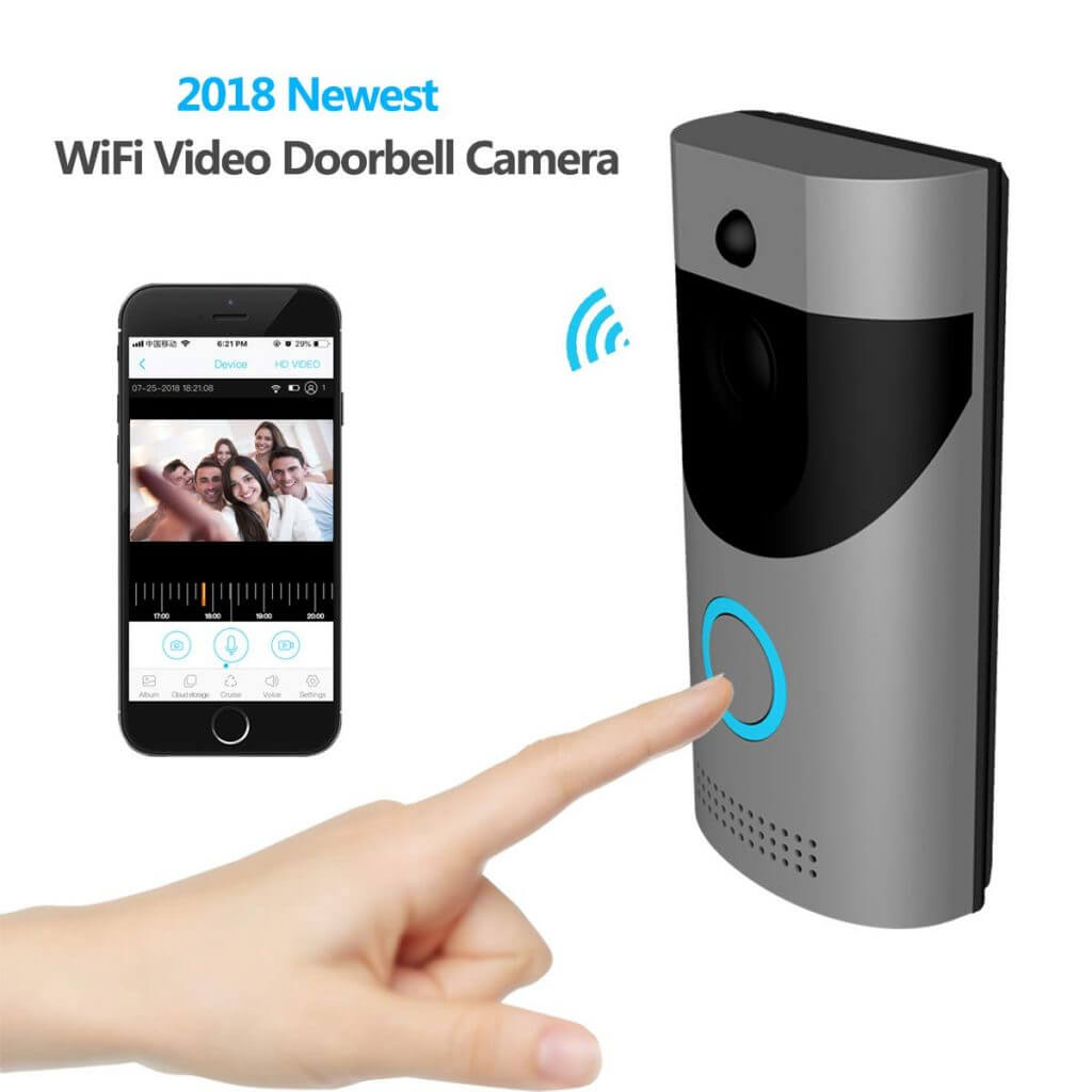Top 10 Best Quality Smart Home Wi-Fi Video Doorbells Review
