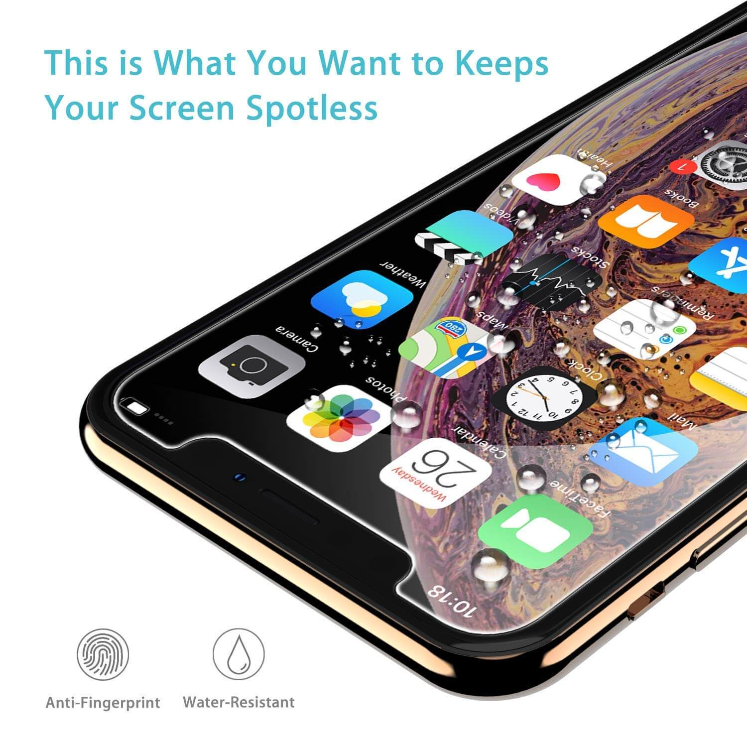 Top 10 Best iPhone XS Max Screen Protectors-6