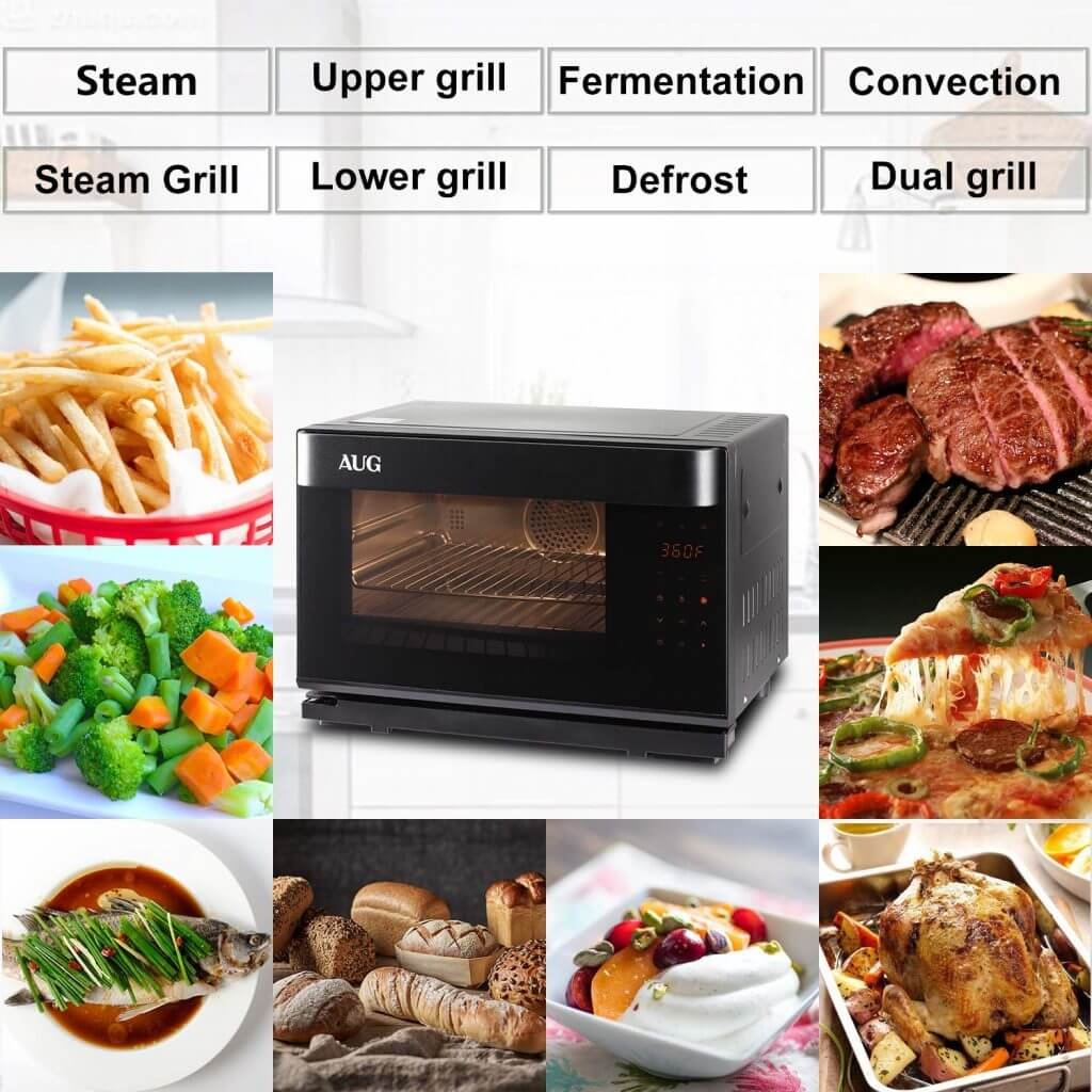 Top 10 Best Compact Smart Ovens Review