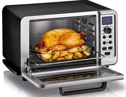 Top 10 Best Compact Smart Ovens Review-2