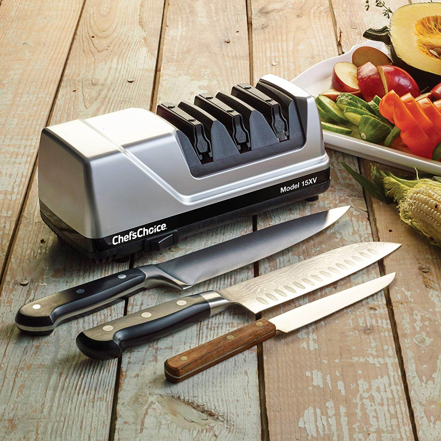 Top 10 Best Electric Knife Sharpeners Review-7